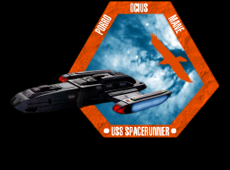 USS SPACERUNNER-A NCC-41105 (Raven)
